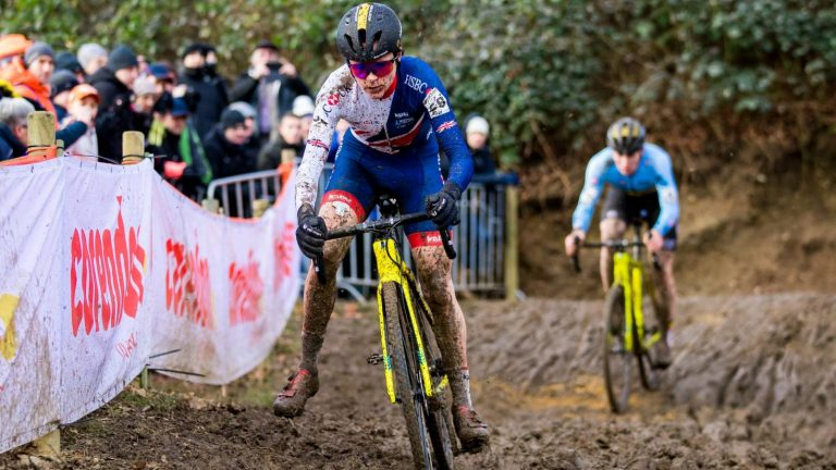 British Cycling announces team for UEC Cyclo-Cross