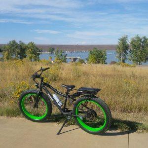 "Pedego electric bike ""Trail Tracker"". © Wikipedia 2015"