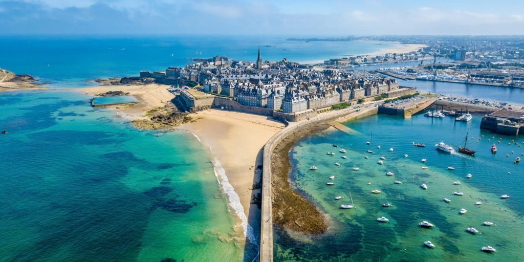 St-Malo to Nice