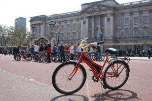 Bike in London. © Jaanus Silla, 2009