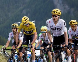 Tour de France 2017. © Filip Bossuyt