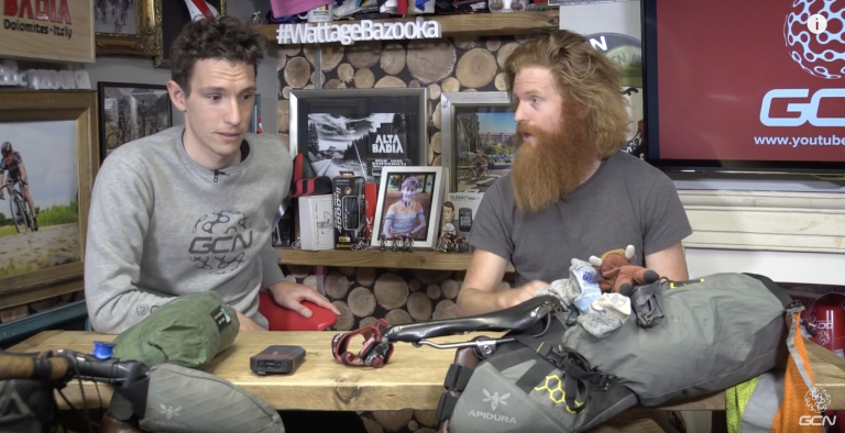 Bikepacking Essentials With Sean Conway