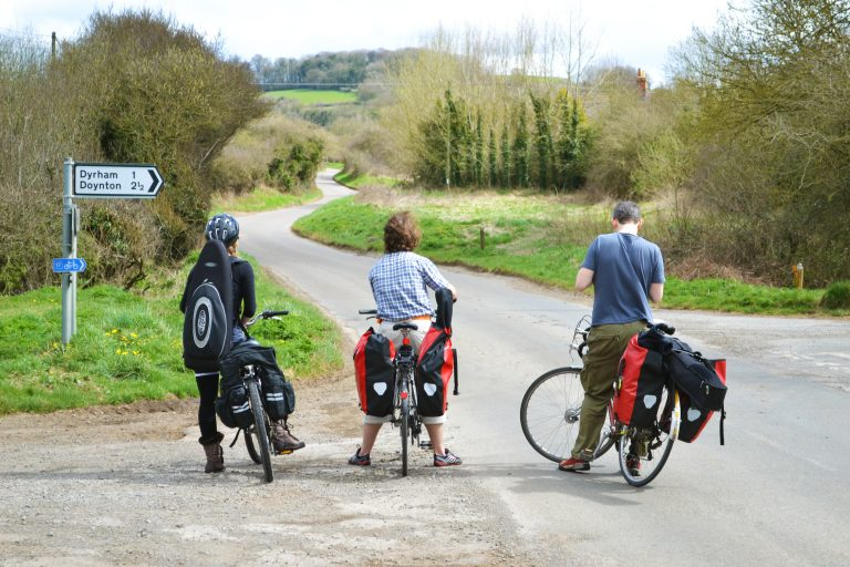 Bristol To Oxford With Pedalfolk