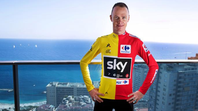 2019: Chris Froome to to start in Colombia