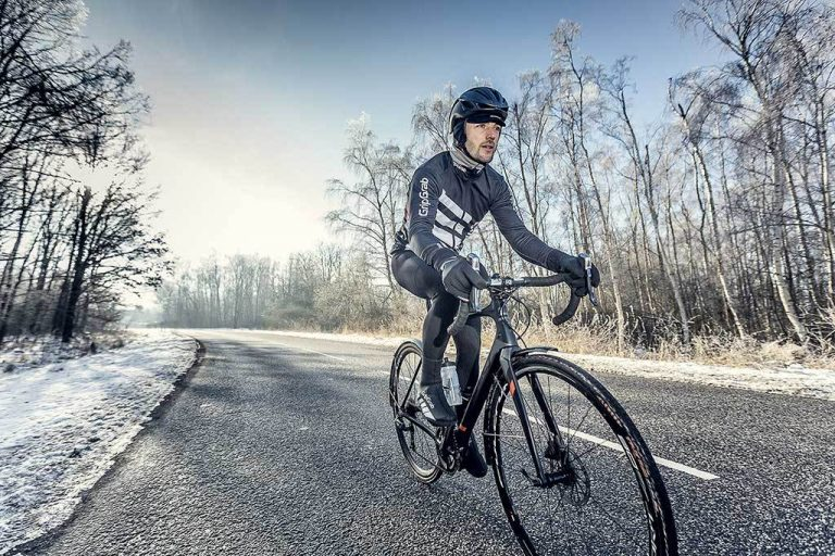 Winter Cycling Survival Guide