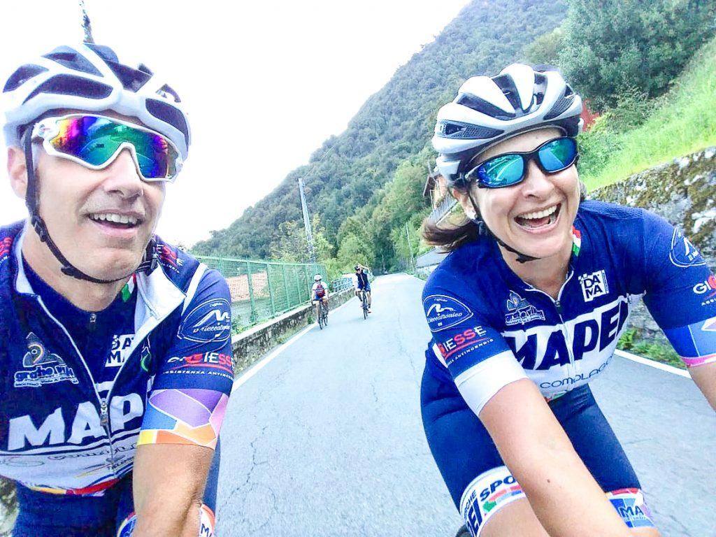 Cycling companions