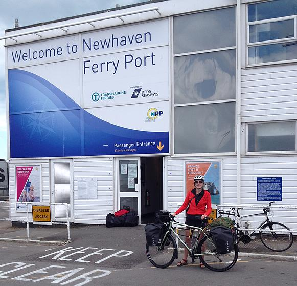 Newhaven Ferry Port