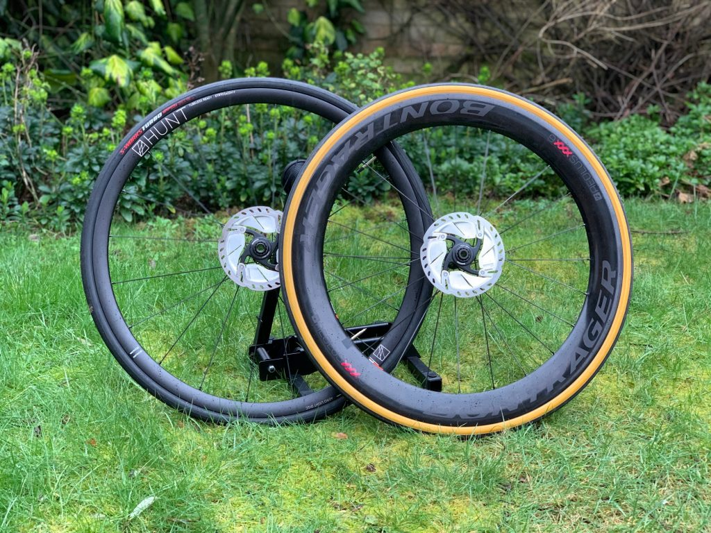 Hunt Vs Bontrager Wheels