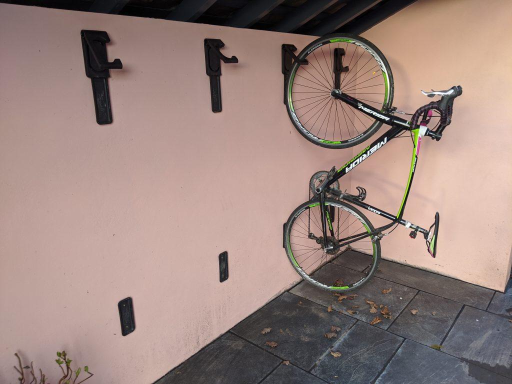 Cottage Bike Rack