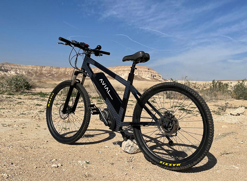 Avial Commuter e-Bike