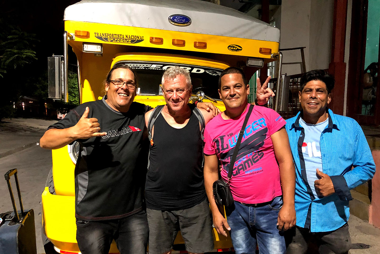 Bike Tour in Cuba