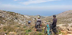 MTB Enduro Nail The Trail