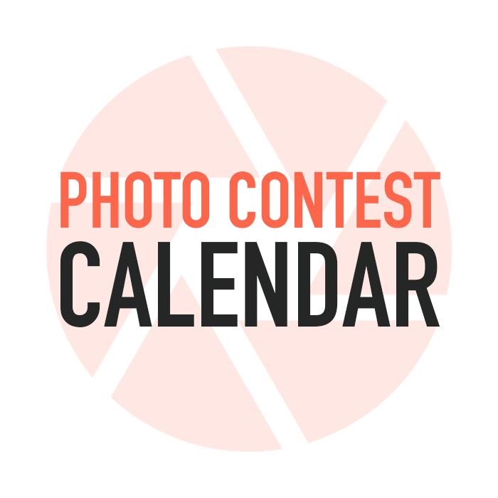 photo contest calendar