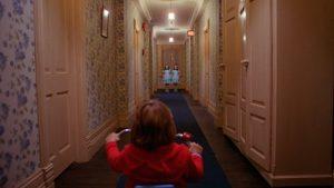 The Shining. Copyright © 1980 Warner Bros. Entertainment Inc.