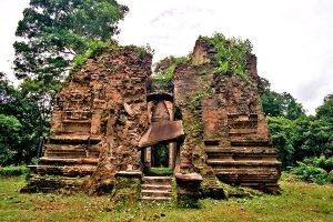 N1 Sanctuary. Sambor Prei Kuk. Cambodia. © Wikipedia 2003