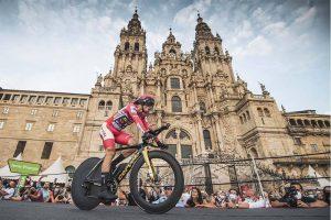 05/09 - La Vuelta 21 - Epata 21 - Padrón Santiago de Compostela. © Unipublic/ Charly López